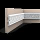 Listwa ścienna zdobiona gięta (flex) P7020F (wym.200x1.9x11.1cm)