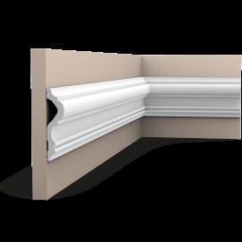 Listwa ścienna gładka gięta (flex) P8050F (wym.200x3x12cm)