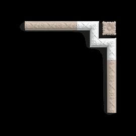 Narożnik P201A (do P2020)(wym.19.5x19.5x2.6cm)