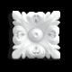Element dekoracyjny P21* (do listwy P2020) (wym.6.7x6.7x0.9cm)