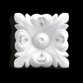 Element dekoracyjny P21 (do listwy P2020) (wym.6.7x6.7x0.9cm)