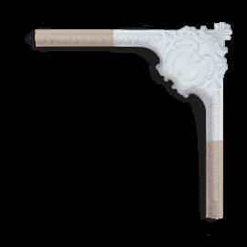 Narożnik P3020A (do listwy  P3020) (wym.42.5x42.5x4cm)
