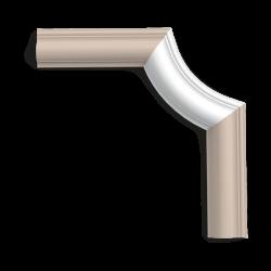 Narożnik P801C* (do listwy P8020) (wym.19.8x11x2.6cm)