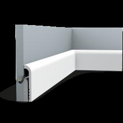 Listwa przypodłogowa maskująca SX185 (wym.200x2.5x12cm)
