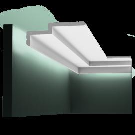 Listwa przysufitowa gładka C391 (wym.200x16x6cm)