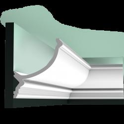 Listwa przysufitowa gładka C900* (wym.200x14.6x17.1cm)