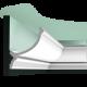 Listwa przysufitowa gładka C900 (wym.200x14.6x17.1cm)