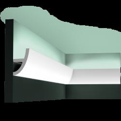 Listwa oświetleniowa gięta (flex) gładka C373F (wym.200x5x8cm)