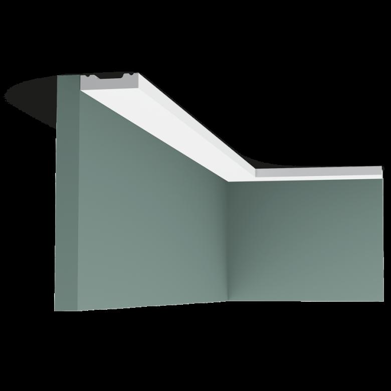 Listwa przysufitowa SX162 (wym.200x1x4cm)