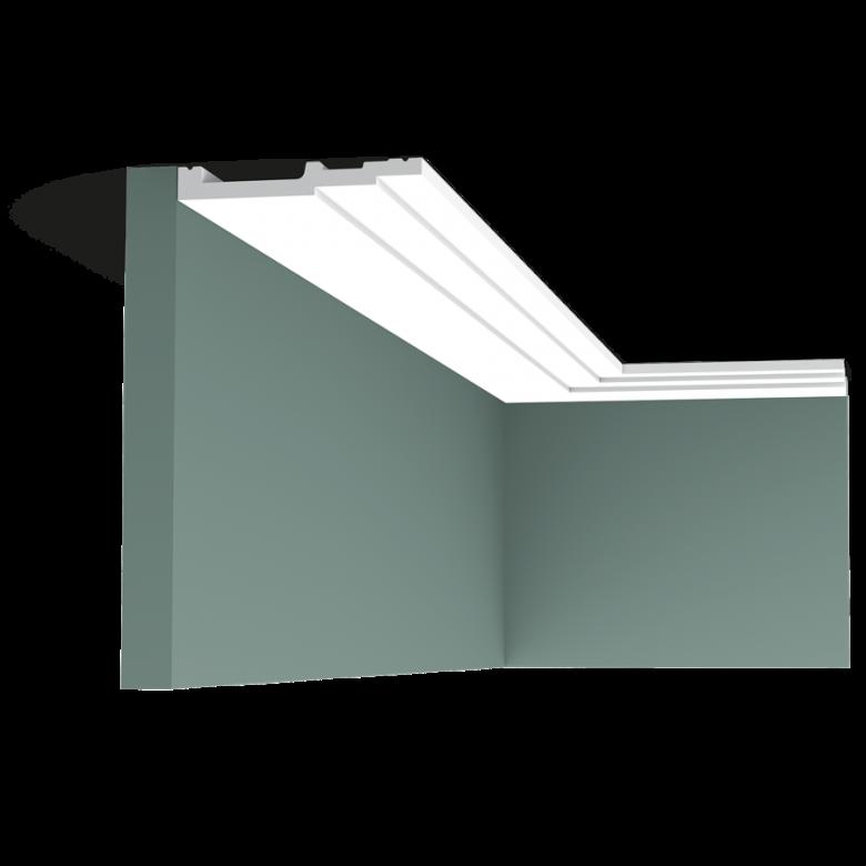 Listwa przysufitowa SX180 (wym.200x1.6x12cm)