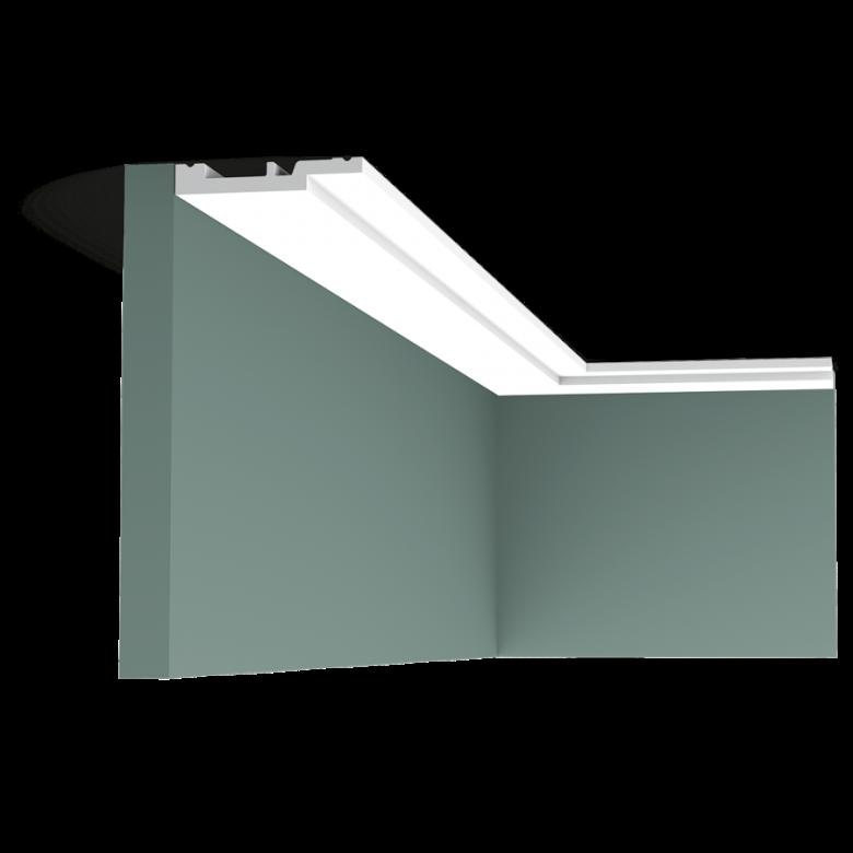 Listwa przysufitowa SX187 (wym.200x1.2x7.5cm)