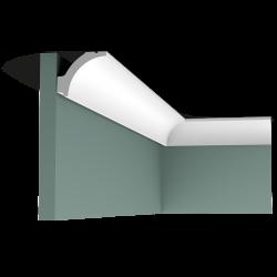 Listwa przysufitowa gięta (flex) gładka C260F (wym.200x4.1x4.8cm)
