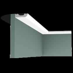 Listwa przysufitowa gięta (flex) gładka SX182F (wym.200x1.3x5cm)