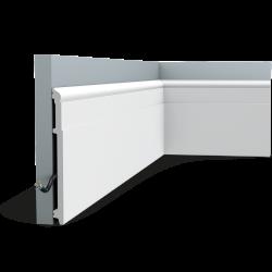 Listwa przysufitowa SX156 (wym.200x20.2x1.6cm)