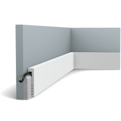Listwa przypodłogowa maskująca SX171 (wym.200x10x2.2cm)