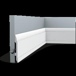 Listwa przypodłogowa SX104F (wym.200x14.8x1.7cm)