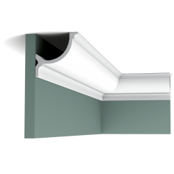 Listwa oświetleniowa gięta C902F (wym.200x10.3x10.3cm)