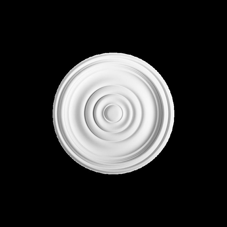 Rozeta R08* śred. 38.0 cm (H: 4.2 cm)