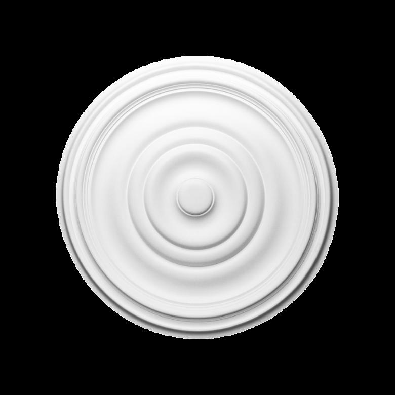 Rozeta R09* śred. 48.5 cm (H: 3.7 cm)