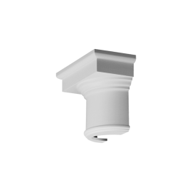 PółkolumnaK1111 (wym.36.5x18.3x30cm)