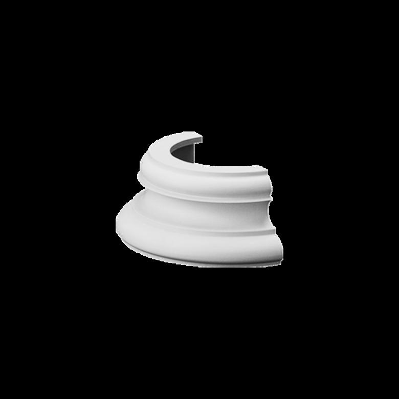 Półkolumna K1151 (wym.32x16x12.5cm)
