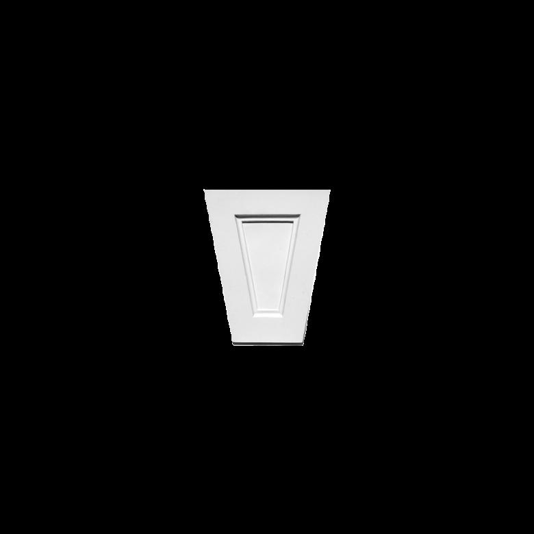 Fronton D402 (wym. 15x12.1x5.8cm)