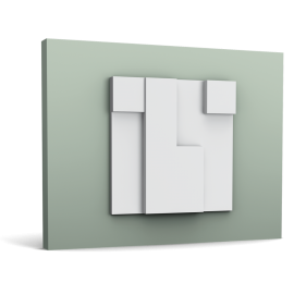 Panel ścienny 3DW102 (wym.33.3x33.3x2.5cm)