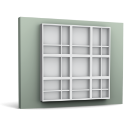 Panel ścienny 3D W104 (wym.45x45x3.6cm)
