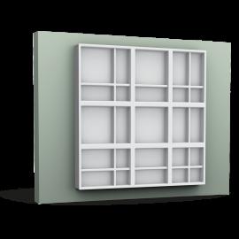 Panel ścienny 3DW104 (wym.45x45x3.6cm)
