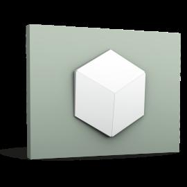 Panel ścienny 3DW105 (wym.30x34.6x3cm)
