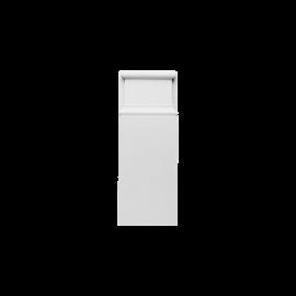 Element dekoracyjny do drzwi D310 (wym.9.5x24.9x3.1cm)
