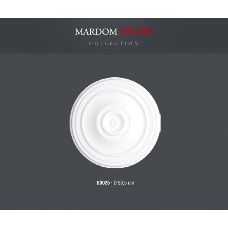 Dekoracyjna rozeta ścienna B3025 MARDOM DECOR - 1