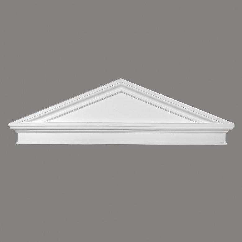 Architraw / Ozdoba drzwi / Element obramowania D2532 poliuretanowy