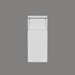 Dekoracyjna baza pilastra Mardom Decor D3544