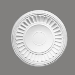 Ozdobna Kopuła / Dekoracyjna rozeta ścienna B2050 poliuretanowa Mardom Decor