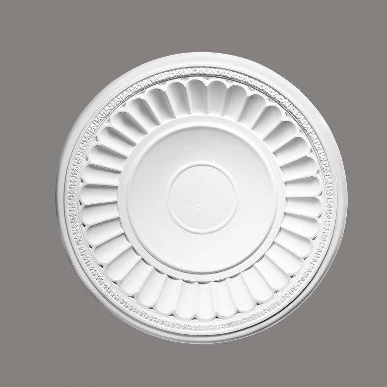 Ozdobna Kopuła / Dekoracyjna rozeta ścienna B2050 poliuretanowa Mardom Decor MARDOM DECOR - 1