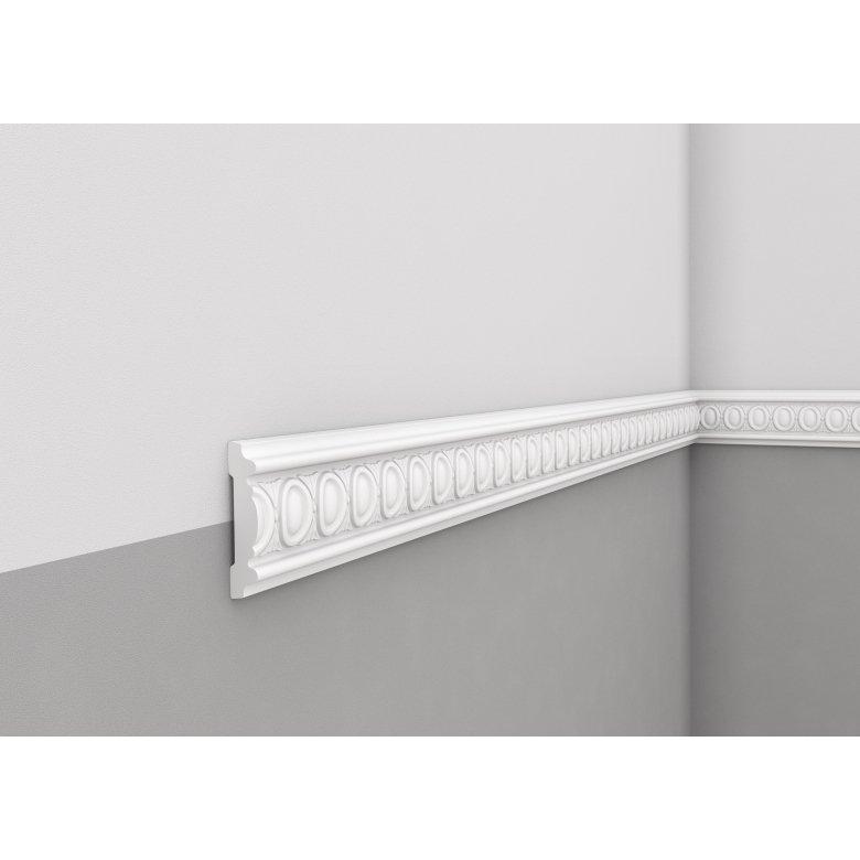 Listwa ścienna poliuretanowa Mardom Decor elastyczna MDC250F ( AC250 Flex )