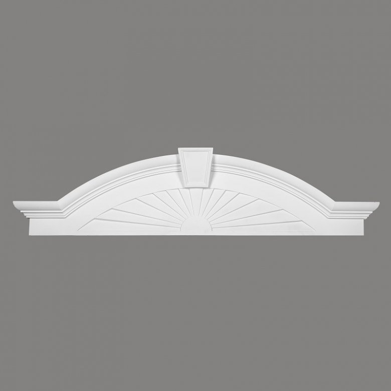 Architraw / Ozdoba drzwi / Element obramowania D2513 poliuretanowy MARDOM DECOR - 1