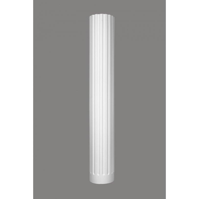 Ozdobna kolumna poliuretanowa Mardom Decor ryflowana N3330W MARDOM DECOR - 1