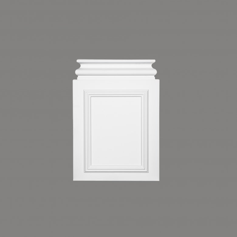Dekoracyjna baza pilastra Mardom Decor D3006 MARDOM DECOR - 1