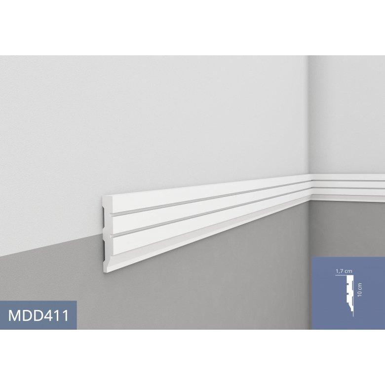 Listwa ścienna poliuretanowa Mardom Decor MDD411