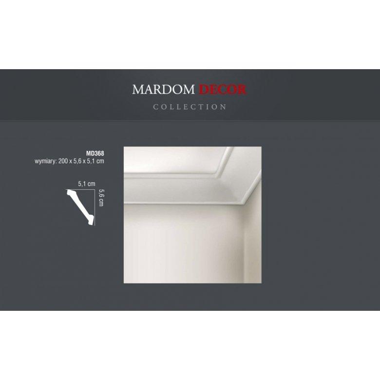 Listwa poliuretanowa Mardom Decor oświetleniowa MD368 MARDOM DECOR - 1