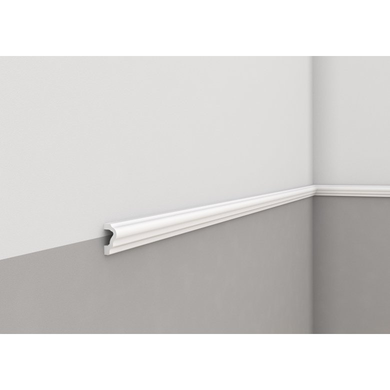 Listwa ścienna poliuretanowa Mardom Decor, obramowanie drzwi MD255 MARDOM DECOR - 1