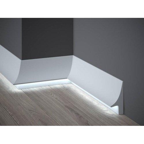 Listwa przypodłogowa z oświetleniem LED Mardom Decor QL007