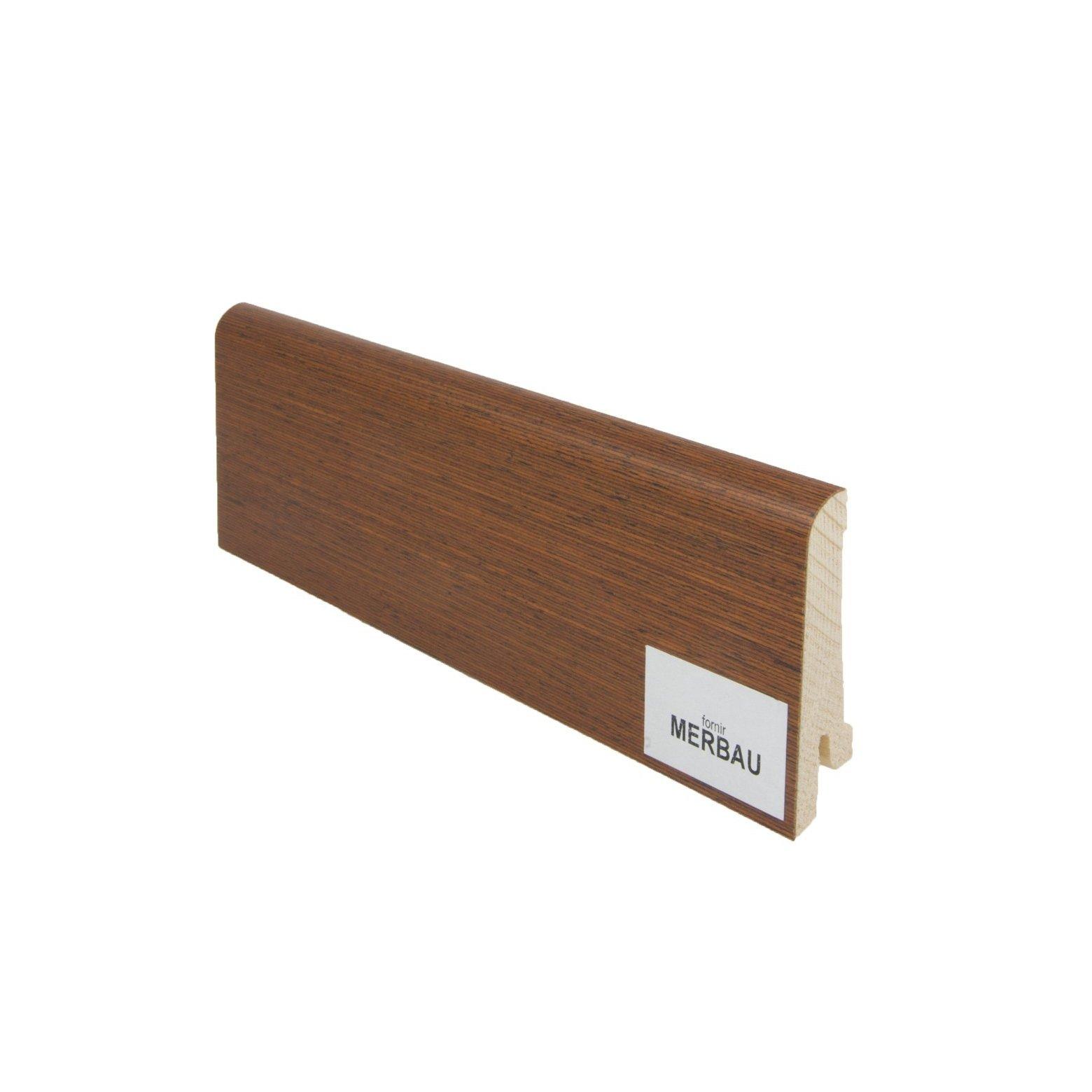 Listwa drewniana (60/14 mm) MERBAU