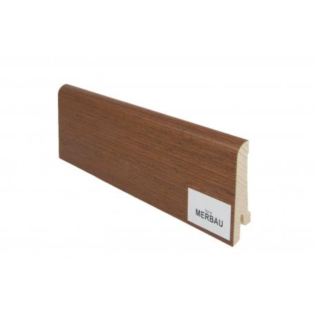 Listwa drewniana Merbau (60/14 mm) FORNIR