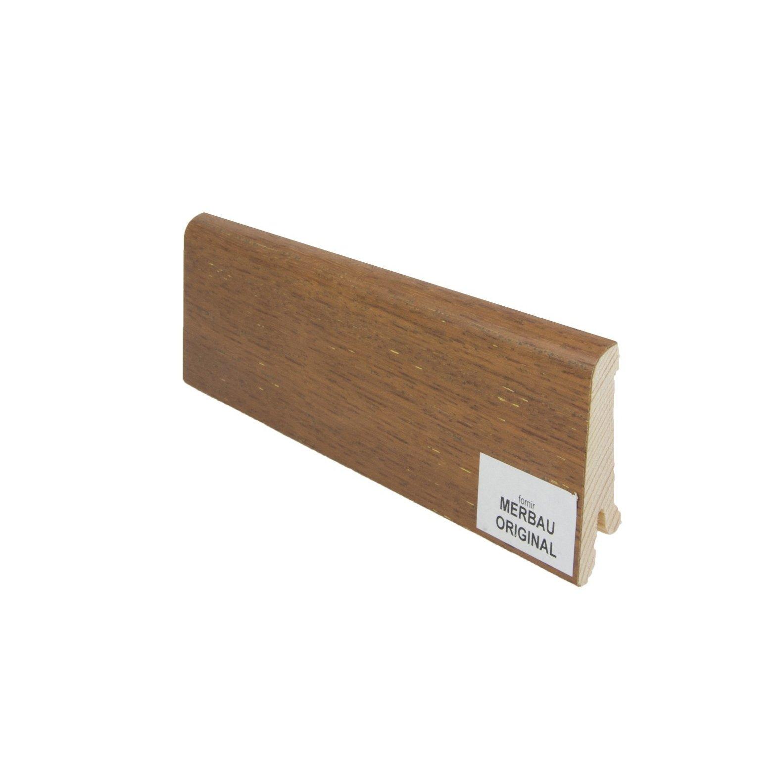 Drewniany cokół przypodłogowy (60/14 mm) MERBAU ORIGINAL Pedross - 1