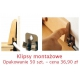 Listwa drewniana (58/20 mm) WENGE