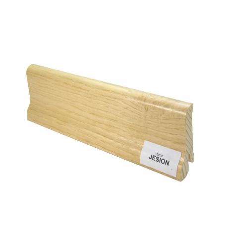 Listwa drewniana Jesion (60/22 mm) FORNIR