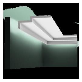 Listwy przysufitowe LED